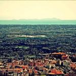 Panorama_Castelli_Romani_il Falco_Velletri
